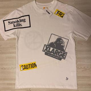 アンチ(ANTI)の未使用! アンチソーシャルクラブ エクストララージ 半袖 Tシャツ ホワイト L(Tシャツ/カットソー(半袖/袖なし))