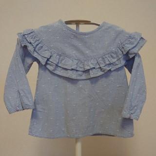 ネクスト(NEXT)のNEXT 長袖シャツ サイズ80〜90(ブラウス)