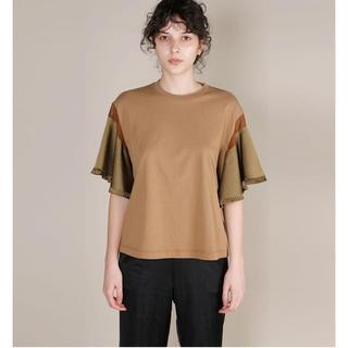 Ameri VINTAGE - muller完売品フレアスリーブTシャツ