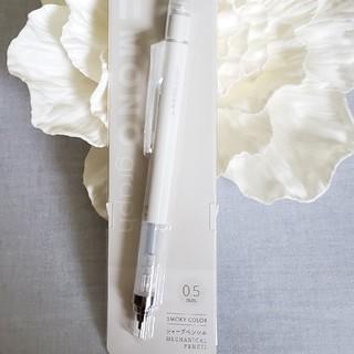 トンボエンピツ(トンボ鉛筆)のmono スモーキーカラー ホワイト シャーペン(ペン/マーカー)