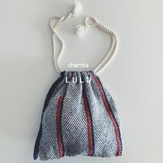 BEAUTY&YOUTH UNITED ARROWS - 新品 charrita チャリータ メキシカンファブリック巾着バッグ