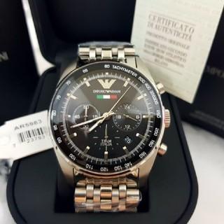 エンポリオアルマーニ(Emporio Armani)のエンポリオアルマーニ AR5983 新品未使用 送料無料(腕時計(アナログ))