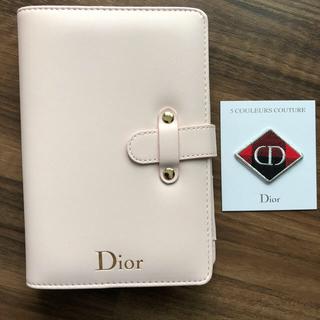 ディオール(Dior)のディオール 手帳 非売品 ワッペン(ノベルティグッズ)