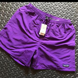 パタゴニア(patagonia)のPATAGONIABaggies Shorts 5inch '20SS パープル(ショートパンツ)