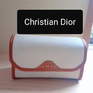 Christian Dior - 【Christian Dior】クリスチャン ディオール ポーチ