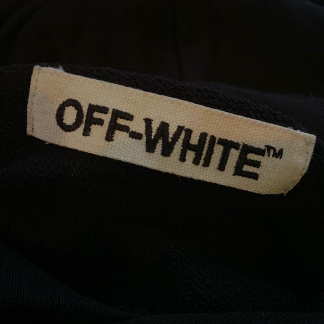 OFF-WHITE(オフホワイト)の【希少/早い者勝ち】offwhite パーカー メンズのトップス(パーカー)の商品写真