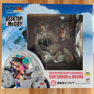 メガハウス(MegaHouse)の【未開封】DESKTOP REAL McCOY 6.0 孫悟空&BLUMA(アニメ/ゲーム)