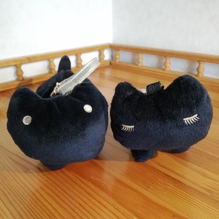ツモリチサト(TSUMORI CHISATO)のツモリチサト 猫のポーチとパスケース(ポーチ)