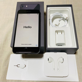 Apple - iPhone8 64GB 箱・備品つき