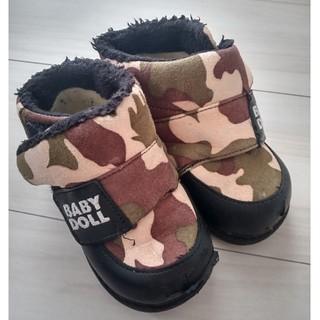 ベビードール(BABYDOLL)のベビードール 迷彩ブーツ(ブーツ)
