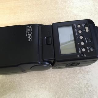 キヤノン(Canon)のCANON SPEEDLITE 550EX(ストロボ/照明)