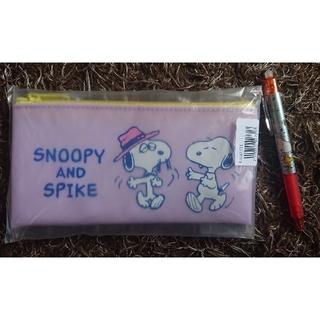 スヌーピー(SNOOPY)のスヌーピー ペン ポーチ&ボールペン(ペンケース/筆箱)