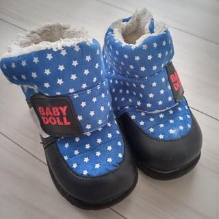 ベビードール(BABYDOLL)の星柄☆ベビードールブーツ 16cm(ブーツ)