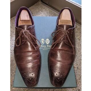 BARNEYS NEW YORK - ウィリアムクライン × バーニーズニューヨーク 革靴