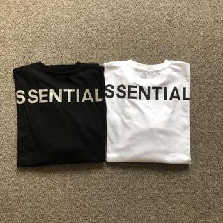 FEAR OF GOD - FOG Essentials ロンT-Shirt Sサイズ 2点セット