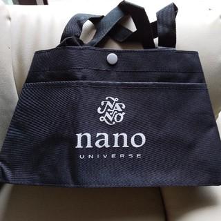 ナノユニバース(nano・universe)のナノユニバース ミニトートバッグ(トートバッグ)