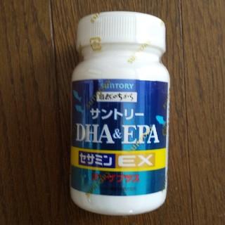 サントリー - 新品☆ サントリー セサミン EX DHA & EPA 120粒 自然のちから