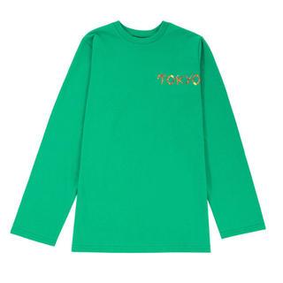 プニュズ(PUNYUS)の渡辺直美プロデュース!punyus TOKYOロゴロンT トップス 大きいサイズ(Tシャツ(長袖/七分))