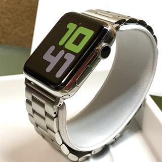Apple Watch - Apple Watch Series 2 42mm シルバーステンレス