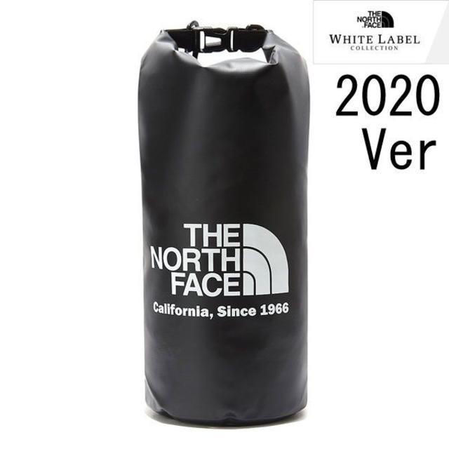 THE NORTH FACE(ザノースフェイス)の超最新版! ノースフェイス ホワイトレーベル ドライバッグ DRY BAG【黒】 メンズのバッグ(ボディーバッグ)の商品写真