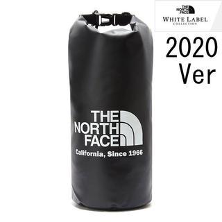 THE NORTH FACE - 超最新版! ノースフェイス ホワイトレーベル ドライバッグ DRY BAG【黒】