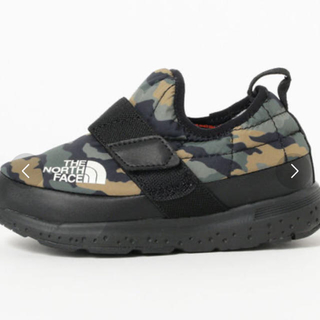 THE NORTH FACE - THE NORTH FACE 子供靴(新品)