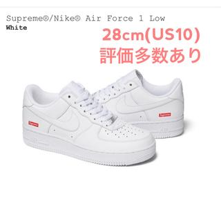 シュプリーム(Supreme)の【最安】Supreme®/Nike® Air Force 1 Low 28cm(スニーカー)
