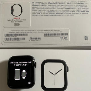 Apple - Apple Watch series 4 セルラーモデル 44mm