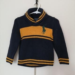 Ralph Lauren - ラルフローレン 綿セーター 4T  110センチ