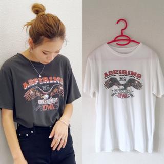 アングリッド(Ungrid)の○Ungrid○イーグルプリントTee○(Tシャツ(半袖/袖なし))