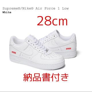 Supreme - NIKE supreme AIR force1