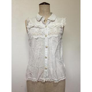 リズリサ(LIZ LISA)のリズリザ トップス(シャツ/ブラウス(半袖/袖なし))