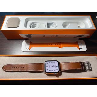 Apple Watch - アップルウォッチ エルメス apple watch hermes SERIES5