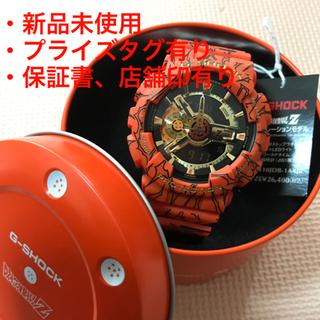 ジーショック(G-SHOCK)の【トミノ様専用】 G-SHOCK ドラゴンボールZ コラボレーションモデル(腕時計(アナログ))