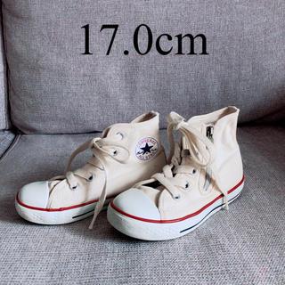 CONVERSE - ☆コンバース☆オールスターハイカット スニーカー 17cm