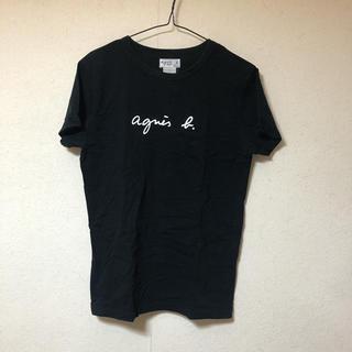 アニエスベー(agnes b.)のagnes b アニエスベー ロゴ tシャツ カットソー(Tシャツ/カットソー(半袖/袖なし))