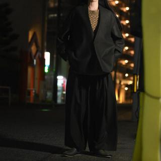Yohji Yamamoto - ka na ta 19aw セットアップ