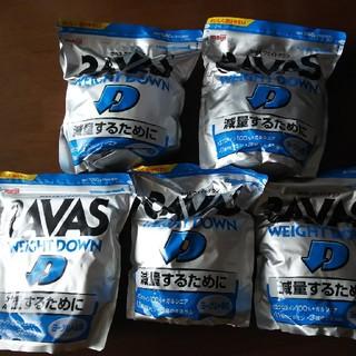 ザバス(SAVAS)のSAVAS ザバス ウエイトダウン ヨーグルト風味(プロテイン)