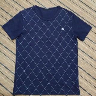 バーバリーブラックレーベル(BURBERRY BLACK LABEL)のバーバリーブラックレーベルシャツ半袖(Tシャツ/カットソー(半袖/袖なし))