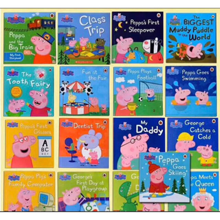 Peppa Pig 20冊+1DVD