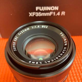 富士フイルム - 美品 XF35mm F1.4 R 富士フイルム