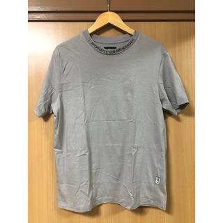 ナノユニバース(nano・universe)の【EUROKENVY】プレミアムメッセージTシャツ(Tシャツ/カットソー(半袖/袖なし))