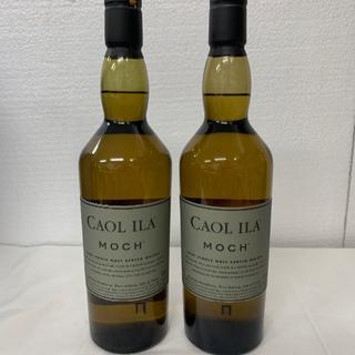 スコッチウイスキー カリラ モッホ 700ml 箱付 2本セット
