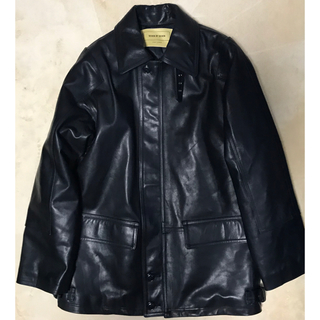 Engineered Garments - 値下 新品 SEVEN BY SEVEN LEATHER BLOUSON レザー