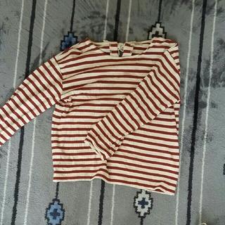 サマンサモスモス(SM2)のカットソー(Tシャツ/カットソー(七分/長袖))