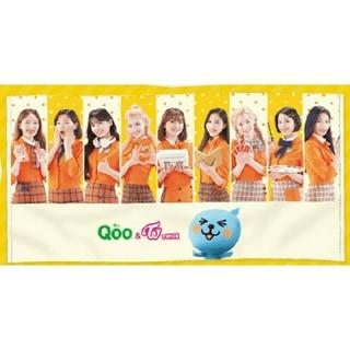 コカコーラ(コカ・コーラ)のQoo & TWICE コラボバスタオル(K-POP/アジア)