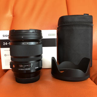 SIGMA - SIGMA Art 24-105mm F4 DG OS HSM / C