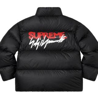 Supreme - supreme yohji yamamoto down jacket S ダウン