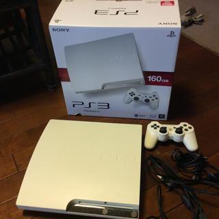 PlayStation3 - SONY PlayStation3 CECH-2500A LW
