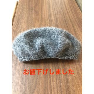 スナイデル(snidel)のsnidel ベレー帽(ハンチング/ベレー帽)